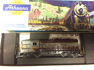 HO SCALE  engines