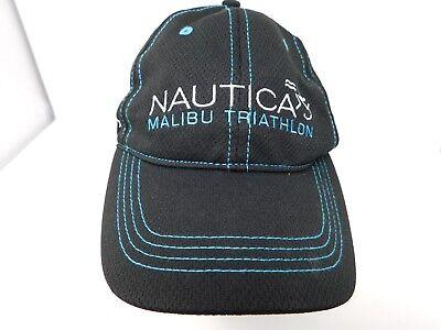 NAUTICA 2015 Malibu Triathlon hat cap black NEW many available FREE SHIPPING
