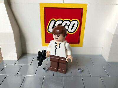 LEGO STAR WARS FIGURE HAN SOLO SW084 FROM SET 6210 JABBA'S SAIL BARGE