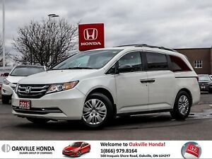 2015 Honda Odyssey LX 1-Owner|Clean Carfax|Back-Up Camera|Key-Le