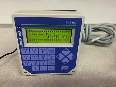 Mettler Toledo Trb 8300 Turbidity Sensor Transmitter