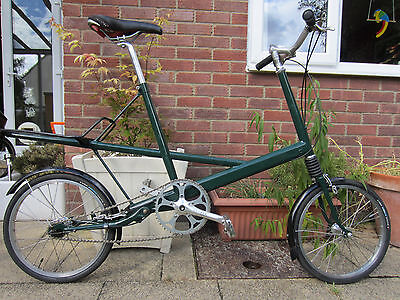Moulton Series 1 / Series 2, Upgraded