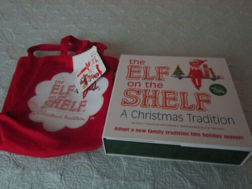 ELF on the SHELF - Doll, Book and Tote