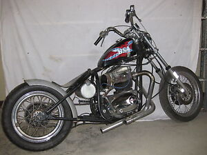 1968 BSA Chopper