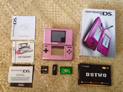 Nintendo DS Original 2004 (Collectable?) Yeronga Brisbane South West Preview