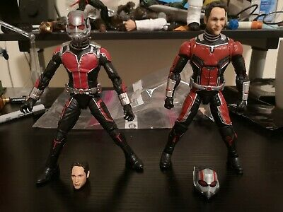 Marvel Legends Ant-Man Action Figure MCU First 10 Years & Ant-Man Cull Obsidian