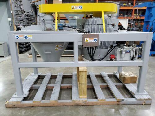 Unused Sturtevant Simpactor Pin Mill Pulverizer 6C  - FGD, 125 HP