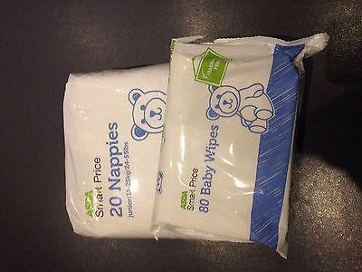 Asda value nappies £1.40!