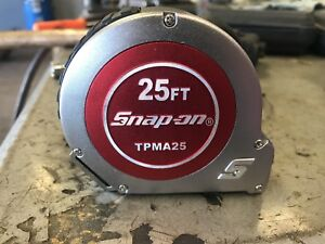 Brand new Snap-On TPMA25 measuring tape