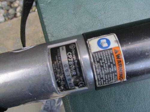 CHICAGO PNEUMATIC AIR DRILL CP 789 HR