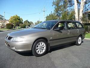 2002 Holden Commodore Wagon VERY LONG REGO & RWC Southport Gold Coast City Preview