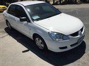 2005 Mitsubishi Lancer ES Automatic Sedan 3 YEAR WARRANTY Beaconsfield Fremantle Area Preview
