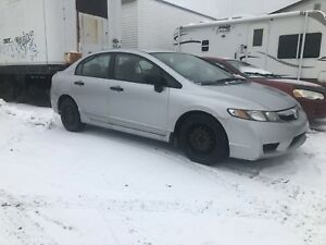 Honda Civic 2010 automatique 4950$