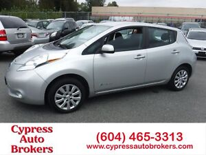 2016 Nissan Leaf S (No Accidents)
