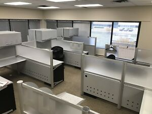 Office Work Stations/Cubicles