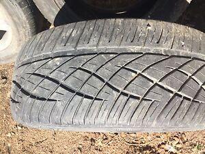 6 tires 4 rims  p275/55/r20