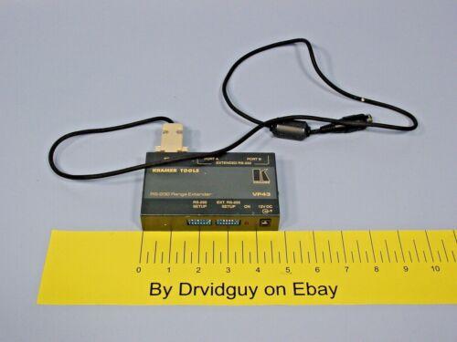Kramer Tools VP43 RS-232 Range Extender