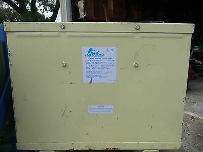 Acme T-3-53311-15 Transformer 15kva 3ph 480 Primary 208120 Secondary