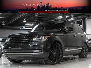 2013 Land Rover Range Rover CPO FACTORY WARRANTY|SUPERCHARGED|TV