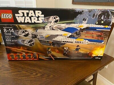 LEGO Star Wars Rebel U-Wing Fighter (75155) New Sealed