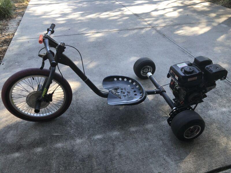 Complete Drift Trike