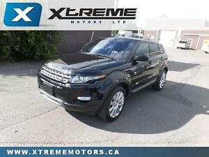 2015 Land Rover Range Rover Evoque PURE PLUS NAV/CAMERA/BLIND SP