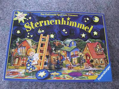 Ravensburger Sternenhimmel Das Gutenacht-Spiel zum Träumen leuchtet im Dunkeln ()