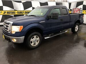 2010 Ford F-150 XLT, Extended Cab, Automatic, 4x4