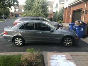 Mercedes c280 2007 4 matic v6