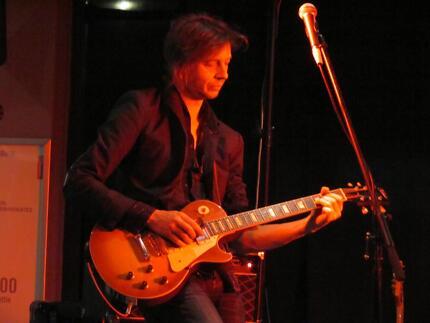 Nick Meredith guitar Erskineville Inner Sydney Preview