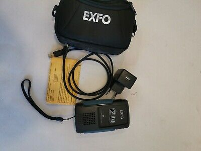 Ethernet Broadband Test Solution Exfo Ex1 - Testing And Monitoring Solution
