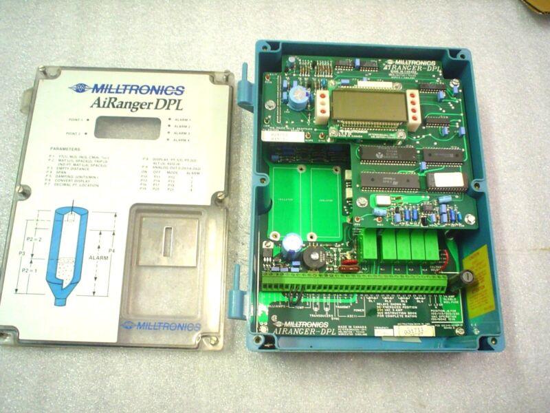 MILLTRONICS AIRANGER-DPL control box