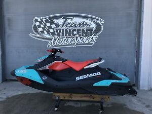 2017 Sea-Doo SPARK TRIXX 2-UP