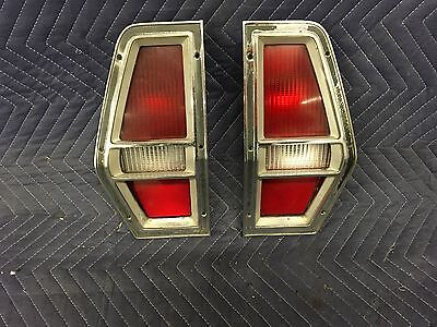 72 73 74 75 76 77 78 79 80 Ford Pinto Station Wagon Tail Lights 1