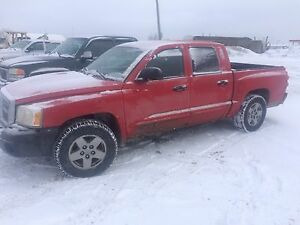 2005 dodge Dakota 4x4