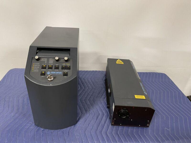 2007 New Wave Research Pegasus PIV Laser System - Model: 60021