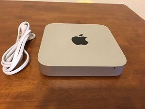 Excellent Mac Mini model late 2012