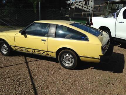 Toyota Celica 1981 RA40 Liftback Wyoming Gosford Area Preview