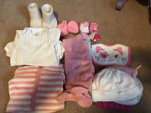 Baby girl clothes- newborn size