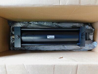 New Atlas Hydraulic Cylinder 5 Bore 16.5 Stroke 2 Rod 3000 Psi New