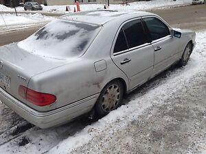 Mercedes e300 diesel pour pièces