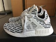 Adidas NMD XR1 White&core Red Size US 8 Liverpool Liverpool Area Preview