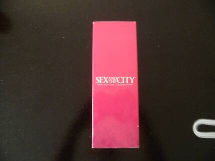 SEX AND THE CITY - THE DELUX COLLECTION