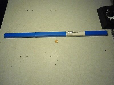"Eldorado Drill Masters SFGD401555ST Gun Drill 0.3000/"" x 48/"" Length"
