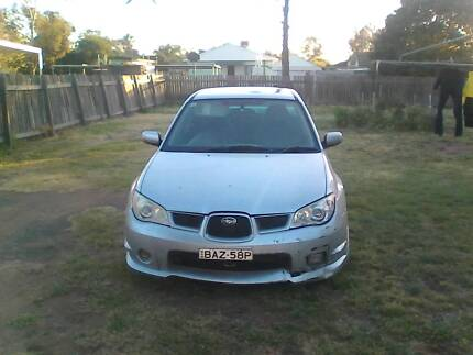 2006 Subaru impreza West Wyalong Bland Area Preview