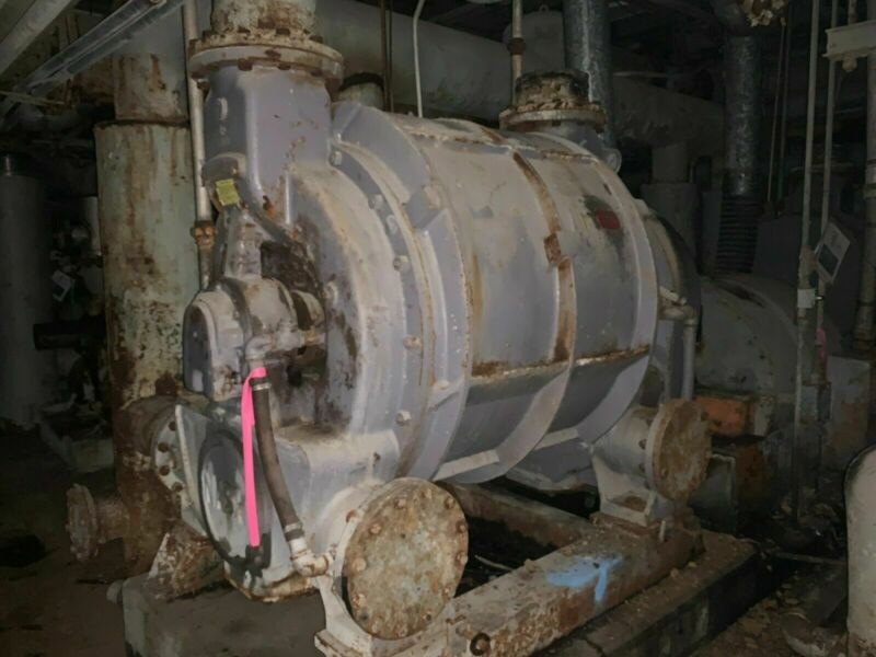 Nash CL6002G Vacuum Pump