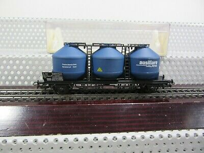Gedeckter Güterwagen PERSIL Wagen Post Philatelie H0 1:87 Electrotren 010018
