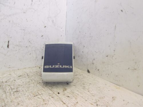 SUZUKI GS 500 2008 REAR SEAT TAIL FAIRING CENTRE PANEL (GBX)