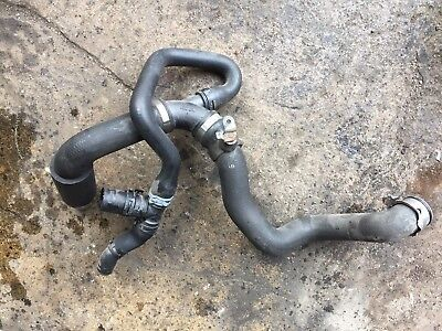 MERCEDES C180 KOMPRESSOR COUPE RADIATOR HOSE HOSES AND PIPE PIPES W203 2004 for sale  Shipping to Ireland