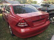Wrecking Mercedes C180 Merrylands Parramatta Area Preview